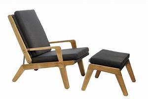 Repose Pied Design : fauteuil design avec repose pied 7 id es de d coration int rieure french decor ~ Teatrodelosmanantiales.com Idées de Décoration