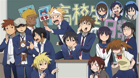 rekomendasi anime genre slice of terbaik part 2