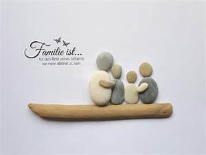 Bilder Mit Steinen Basteln : einzigartiges liebevoll gestaltetes bild aus kieselsteinen der rhein und die ostsee waren mir ~ Orissabook.com Haus und Dekorationen