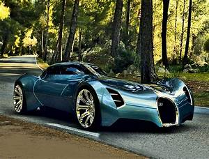 Cars Wallpapers 2012: Amazing Bugatti Aerolithe Concept 2025