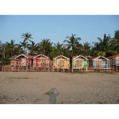 Romance Beach Huts - Picture of Agonda Goa TripAdvisor