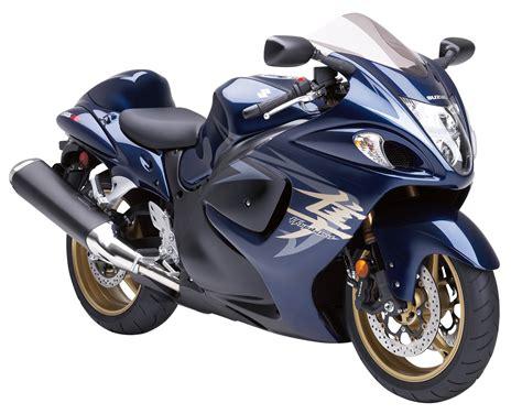 Suzuki Hayabusa Sport Bike Motorcycle Png Image