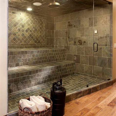 Two Shower Bathroom by Small Bathrooms With Corner Shower Small Bathrooms With
