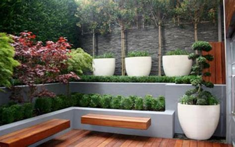 small urban home garden design  ideas
