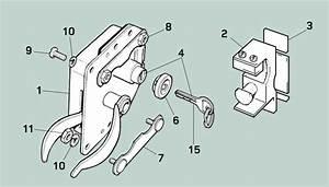 Land Rover Defender Latches  U0026 Lock Body