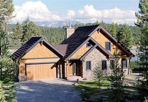 country craftsman house plans cottage country craftsman house plan 76330