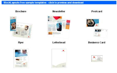 Brochure Templates For Openoffice Openoffice Org Tips And Ideas Postcards