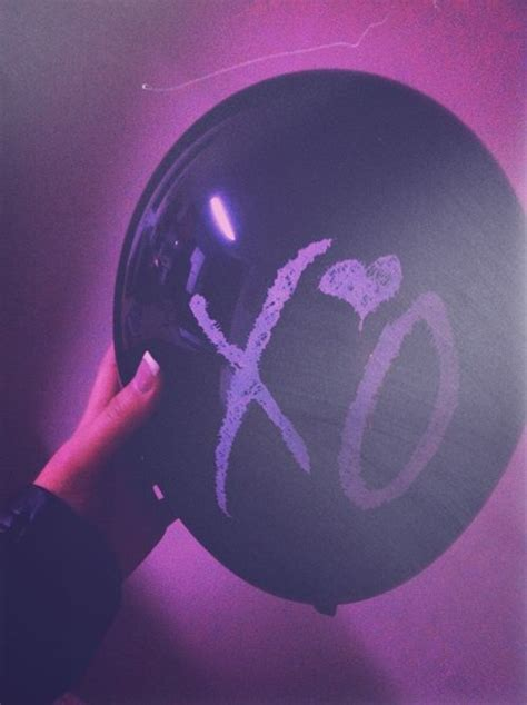 images   weeknd cover xo  pinterest