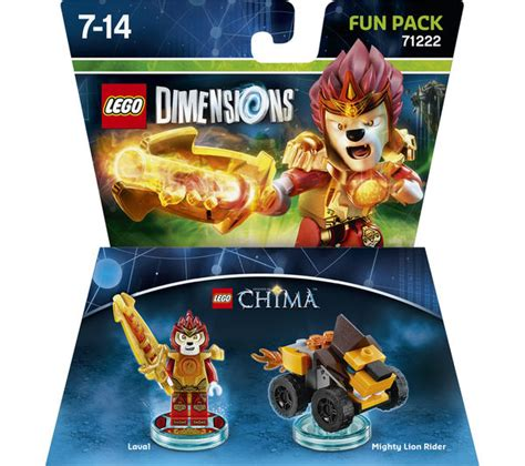 Lava L Speakers Walmart by Lego Dimensions Chima Laval Pack Deals Pc World