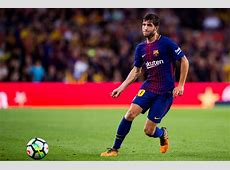 Sergi Roberto confident he will be fit for Real Madrid vs