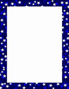 Star Borders And Frames Pictures to Pin on Pinterest ...