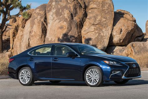 lexus es 2016 2016 lexus es350 review what a difference an engine makes