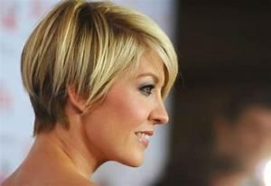 Coupe Carré Visage Rond : coupe de cheveux 2018 femme visage rond ~ Melissatoandfro.com Idées de Décoration