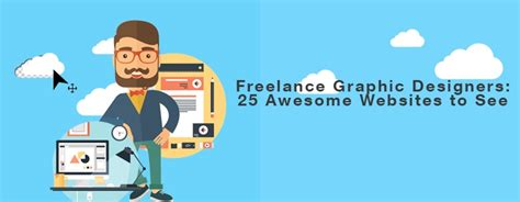 freelance graphic designers  awesome websites  check