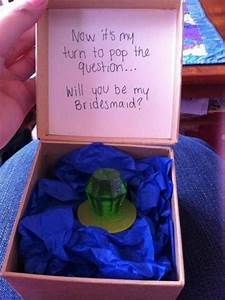 cute way to ask bridesmaid wedding tips ideas pinterest With cute ideas for asking bridesmaids to be in your wedding