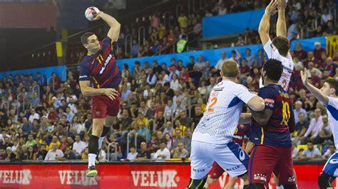 highlights handball ehf champions league fcb lassa