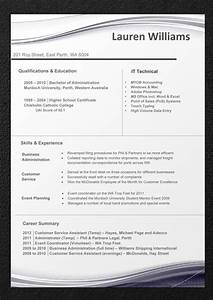 Format For Curriculum Vitae Sample Sample Resumes Professional Resume Templates And Cv