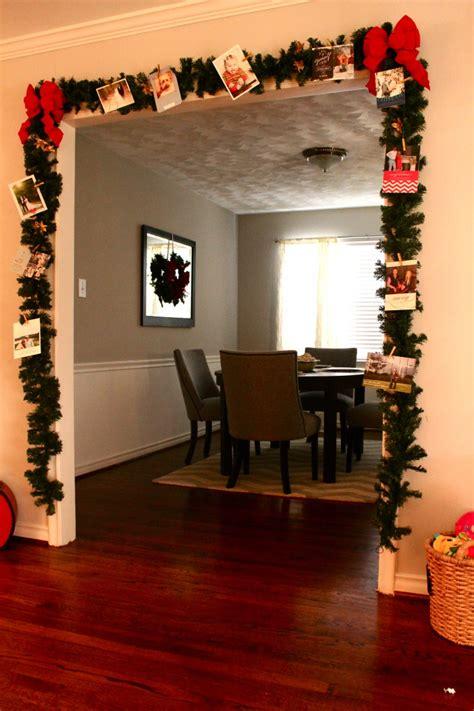 DIY Christmas Card Holder   fleurdille