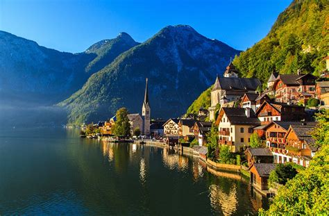16 Toprated Tourist Attractions In Austria Planetware