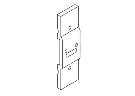 kawneer frame reinforcement  standard electric transfer pivot