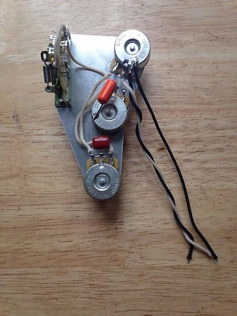 Ptb Passive Treble Bass Upgrade Wiring Harness For