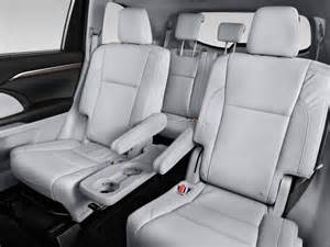 captains seats in toyota highlander 2015 autos post