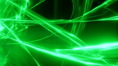 Abstract Green Energy Wallpaper by Footage Looping Abstract Background Green Light Effects