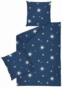 Biber Bettwäsche Mit Sternen : jack by dormisette fein biber bettw sche stern sterne blau wei bettw sche bettw sche 135x200cm ~ Bigdaddyawards.com Haus und Dekorationen
