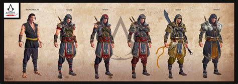 Assassins Creed China By Dleoblack On Deviantart