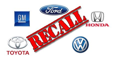 Recall On Vin Number by Recalls Look Up By Vin Vehicle Identification Number