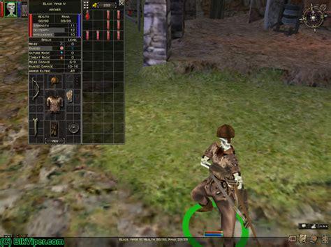 dungeon siege 4 black viper 39 s dungeon siege character black viper iv