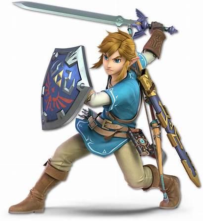 Link Zelda Legend Wiki Hero Ssbu Heroes