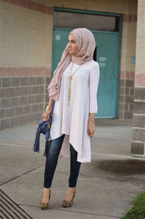 baju muslimah tunic blouse with 19 modest this season