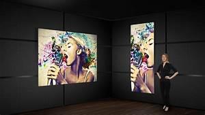 Bild Mit Led Hintergrundbeleuchtung : led bilderrahmen led bilderrahmen by medieninsel gmbh co kg ~ Bigdaddyawards.com Haus und Dekorationen