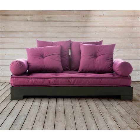 canapé couleur prune canape prune