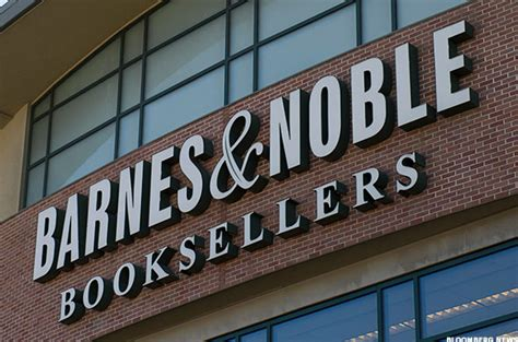 Barnes & Noble (bks) Stock Pops In After-hours Trading