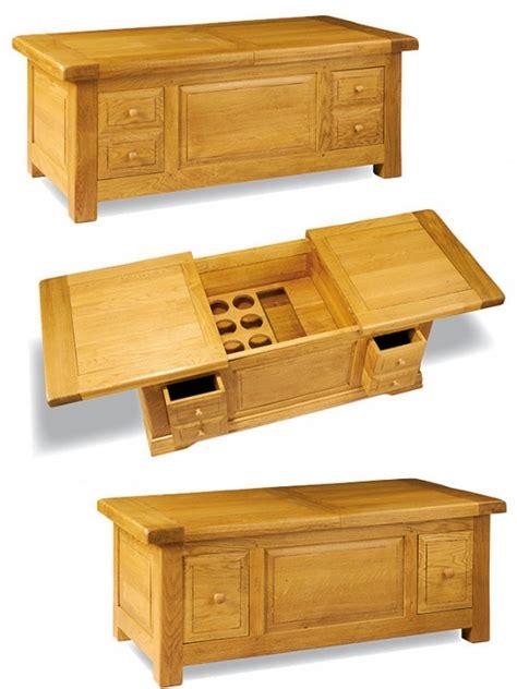 table basse coffre table basse bar et coffre meubles claude vincent