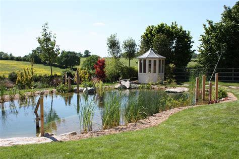 Gartenart  Portfolio  Swimming Pond, Hertfordshire