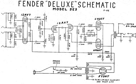 Tweed Deluxe Assembly Instructions Uraltone Info