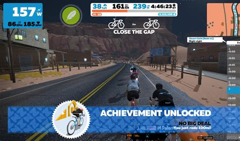 managed finally ride century saddle zwift comments