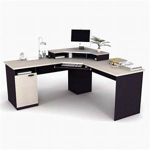 Neat office desk to improve your performance my office ideas for Corner desk office