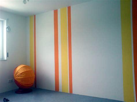Wandgestaltung Streifen Senkrecht by Wand Streichen Streifen Senkrecht Wnde Streichen Ideen