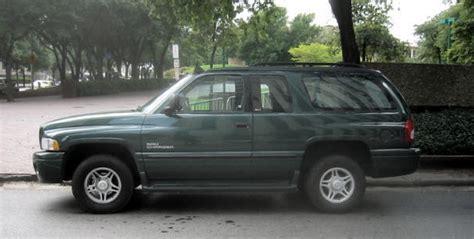 Dodge Ramcharger Iii 1999