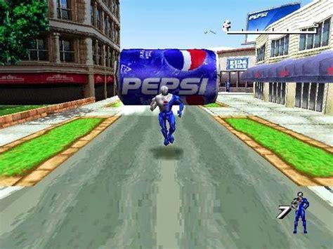 pepsi man game   full version  pc