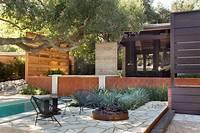backyard landscape plans 6 Backyard Landscape Designs That Need Minimal Maintenance - Dwell