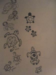 Simple Sea Turtle Tattoos   www.imgkid.com - The Image Kid ...