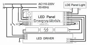 Ce Rohs Approved Led Emergency Lighting Module With 12v