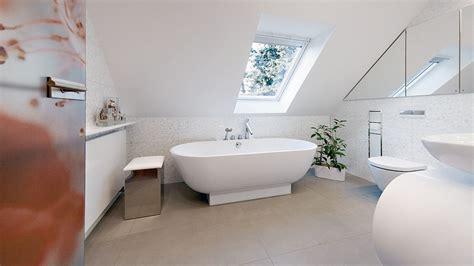 Badewanne Unter Dachschräge Badezimmer Mit Dachschräge