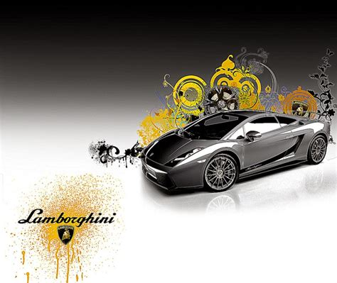 Lamborghini Gallardo Wallpaper Desktop Nature