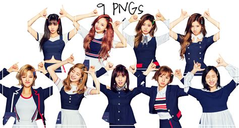 Twice On Asian-pngs